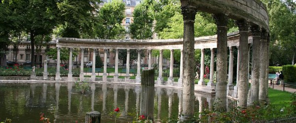Celebrate the return of spring at the Parc Monceau
