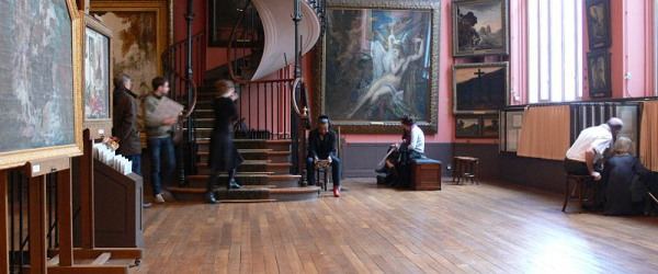 Discover the charming Gustave Moreau Museum
