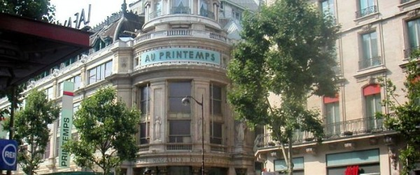 Enjoy the Paris summer sales and celebrate 150 years of Printemps