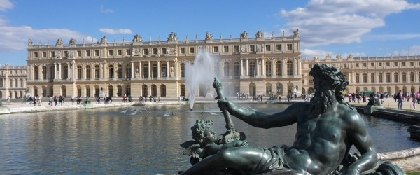 From Versailles to the Paris Air Show... by way of the department stores
