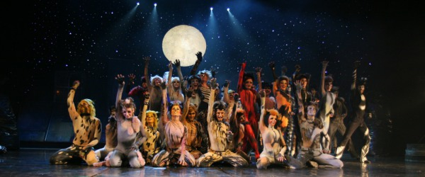 Purrs of pleasure in Paris with Cats the Musical