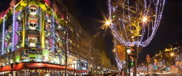 Why not celebrate Christmas in Paris this year?